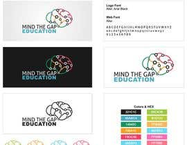#23 cho Develop a Corporate Identity for Mind The Gap Education bởi shaggyshiva