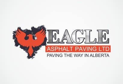 #20 untuk Eagle logo oleh gorantomic
