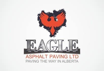 #33 untuk Eagle logo oleh gorantomic