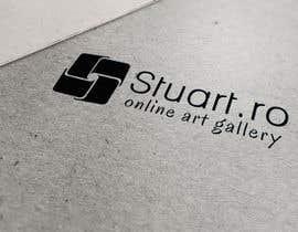 #67 untuk Create a Logo for Stuart.ro -- 2 oleh haroonbasheer