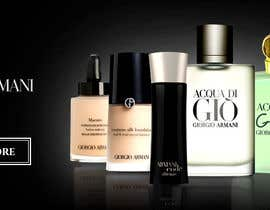#17 untuk Design a Banner for our Products (ARMANI) oleh nadiapolivoda