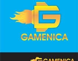 #17 cho Bir Logo Tasarla for GAMENICA bởi weblionheart