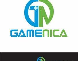 #21 untuk Bir Logo Tasarla for GAMENICA oleh weblionheart
