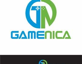 #21 for Bir Logo Tasarla for GAMENICA by weblionheart