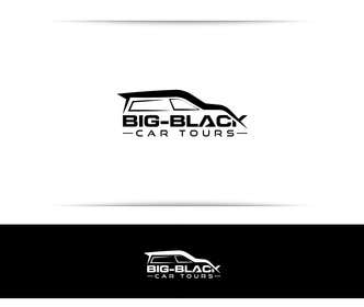 "#10 for Design eines Logos for sightseeing Tour ""big-Black-car-Tour"" af thelionstuidos"