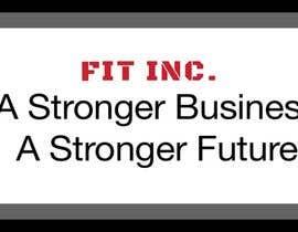 Nro 120 kilpailuun Fit Inc. Tag Line käyttäjältä francie1010