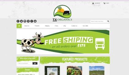 Nro 8 kilpailuun Design a Banner for my grassfed beef website käyttäjältä goranjokanovic
