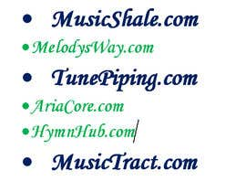 #55 untuk Brand Name for my Music Community website oleh SmartestLancer