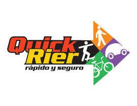 #13 cho Design LOGO for QUICK RIER (fast / courier) bởi belindaabreu