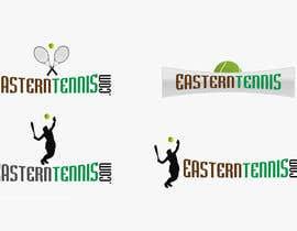 #6 para Design a Logo for Easterntennis.com por starqaisar