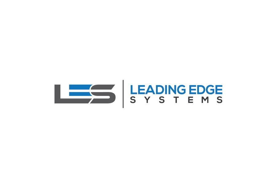 Penyertaan Peraduan #113 untuk Design a Logo for Leading Edge Systems