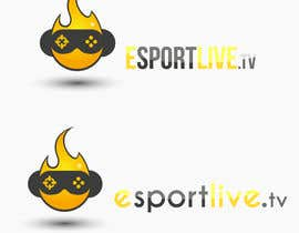 #193 for Logodesign for an Esport Livestream Community Portal af DigiMonkey