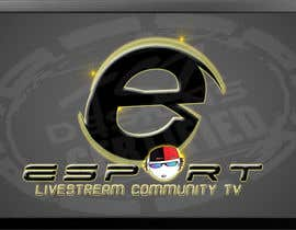#229 untuk Logodesign for an Esport Livestream Community Portal oleh TSZDESIGNS