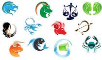 Graphic Design Entri Peraduan #1 for Best collection of 12 signs of the zodiac