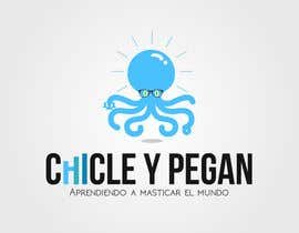 Nro 83 kilpailuun Design a Logo for Chicle y Pegan käyttäjältä benjidomnguez