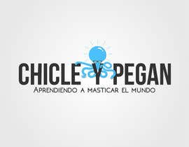 #86 para Design a Logo for Chicle y Pegan por benjidomnguez