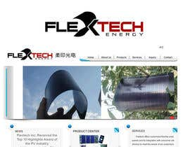 #30 para Design a Logo for Flextech por zetabyte