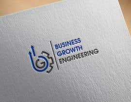 #118 untuk Develop a Logo/Name for Business Growth Engineering oleh oosmanfarook