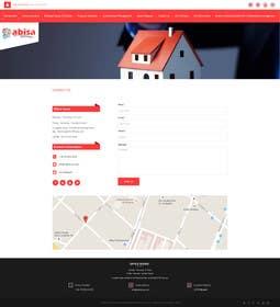 logodesire tarafından Webdesign for a condominium management company için no 7