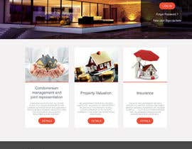#5 para Webdesign for a condominium management company por Atutdesigns