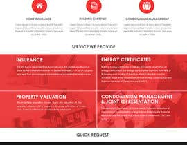 #11 para Webdesign for a condominium management company por ZWebcreater