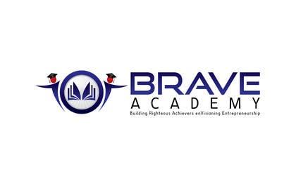 #47 untuk Design a Logo for BRAVE Academy oleh feroznadeem01
