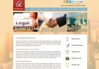 Bài tham dự #5 về Graphic Design cho cuộc thi Build a Website for Law Group