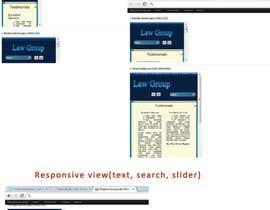 #50 for Build a Website for Law Group by lauranl