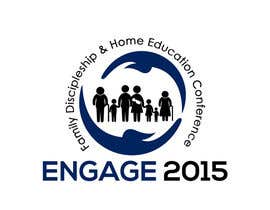 #19 for Design 2 x Logo for a Conference on Family Discipleship & Home Education by dlanorselarom
