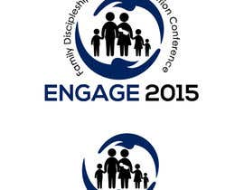 #20 untuk Design 2 x Logo for a Conference on Family Discipleship & Home Education oleh dlanorselarom