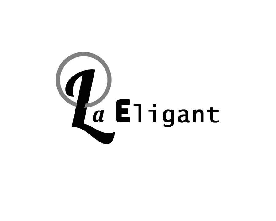 Bài tham dự cuộc thi #7 cho Design a Logo for La Elegant store