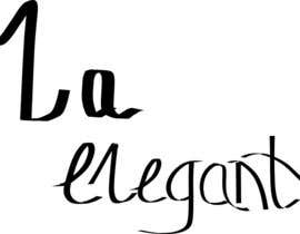 #43 for Design a Logo for La Elegant store af sidd06221995