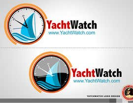 #15 for Design a Logo for YachtWatch af KilaiRivera