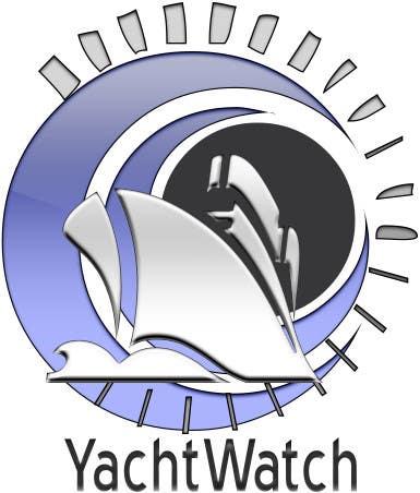 Bài tham dự cuộc thi #11 cho Design a Logo for YachtWatch