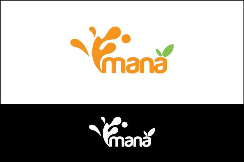 Bài tham dự cuộc thi #68 cho Logo Design for New Juice Company: Mana