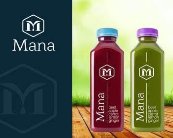 #57 cho Logo Design for New Juice Company: Mana bởi chubbycreations