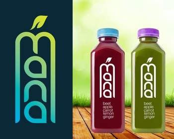 Nro 85 kilpailuun Logo Design for New Juice Company: Mana käyttäjältä chubbycreations
