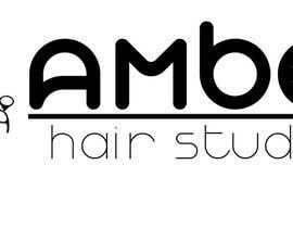 Nro 25 kilpailuun Design a logo amber hair studio käyttäjältä thdesiregroup