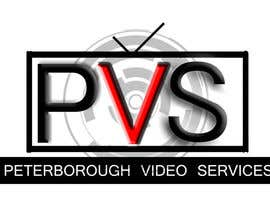 Somarita tarafından Design a Logo for Peterborough Video Services Ltd (PVS) için no 145