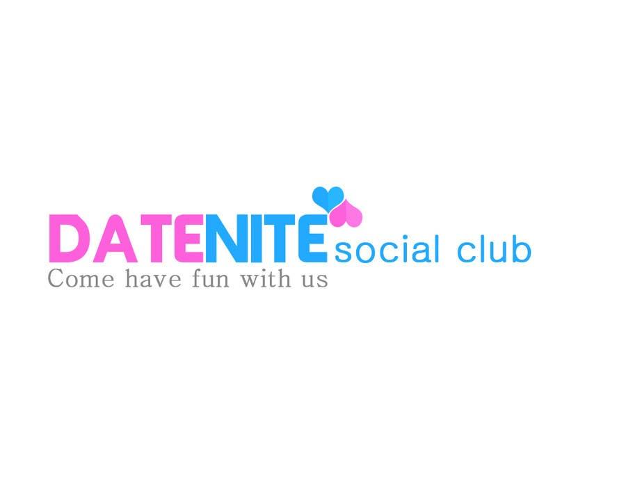 Kilpailutyö #8 kilpailussa Design a Logo for a social club