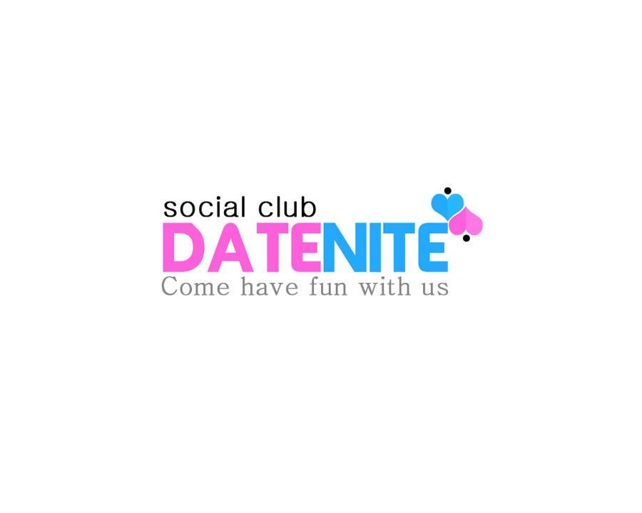 Kilpailutyö #9 kilpailussa Design a Logo for a social club