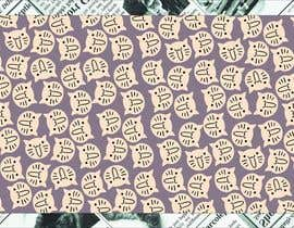 #31 for Design placemat for cats af KryloZA