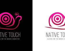 #16 para NativeTouch Logo design por aeli9