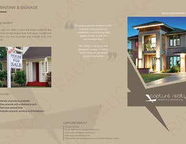 raucau tarafından Design a Brochure for a Property Marketing Business using the photos and text from my website. için no 1