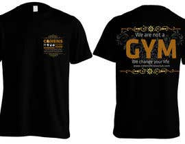 #8 cho Design a T-shirt for VIP Fitness Club bởi Bugz318