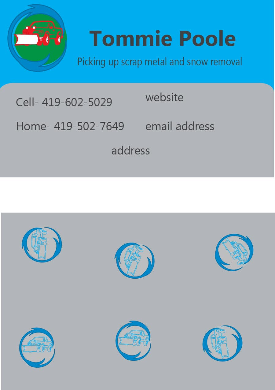 Entry #1 by simplicityshop for Design some Business Cards for ...
