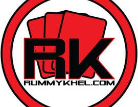 QobraKhan tarafından Design a Logo for RummyKhel.com için no 2