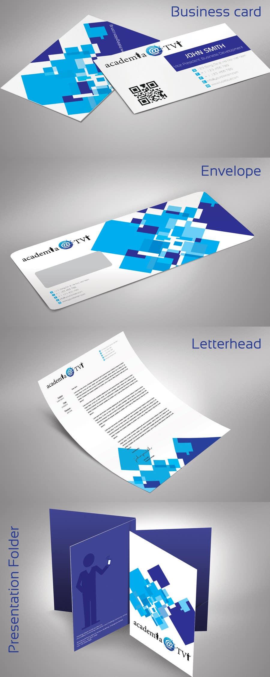 Inscrição nº 34 do Concurso para Design Stationeries for an Education Institute (Logo provided)