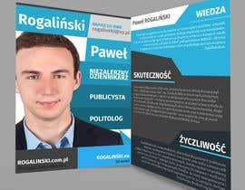 #9 untuk Zaprojektuj ulotkę wyborczą oleh mjendraszczyk