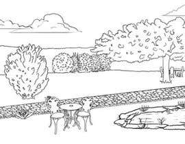 Nro 13 kilpailuun J'ai besoin d'une conception graphique pour réaliser une illustration de jardin käyttäjältä marcokap